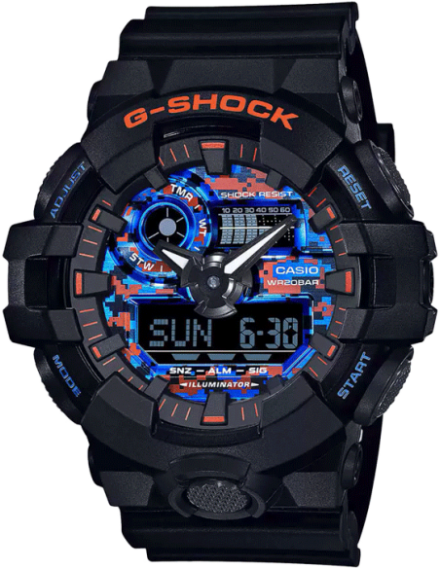 G1098 GA-700CT-1ADR GSHOCK