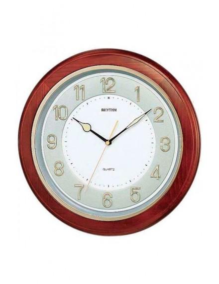 Rhythm Clock CMG266BR06
