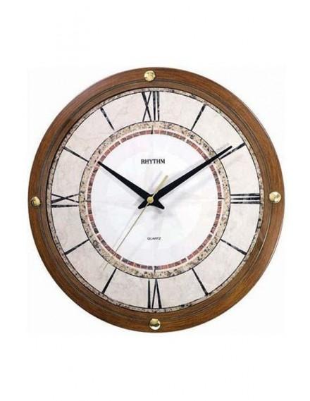 Rhythm Clock CMG401NR06