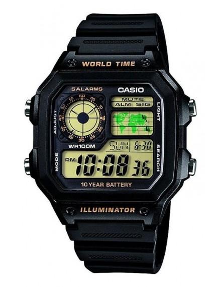 Casio D098 AE-1200WH-1BVDF