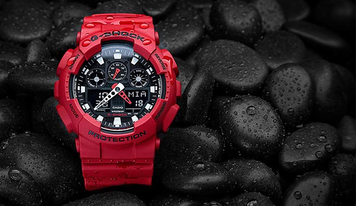 casio new collection - watches