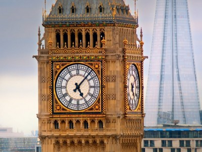 From Big Ben to the Big Bang on Time!